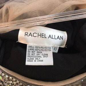 Rachel Allan Dresses - Black dress